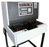 Gas sonics etcher